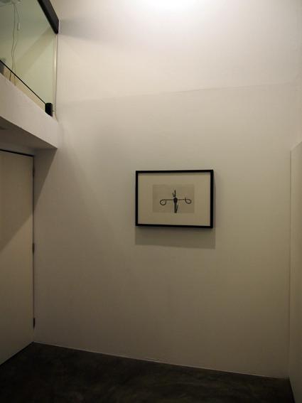 Instalación Galería Rosa Santos