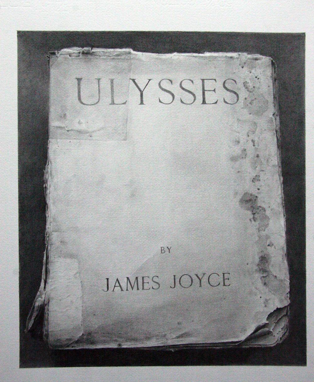 Ulises 10, 2016. Grafito sobre papel. 50 x 44,2 cm.