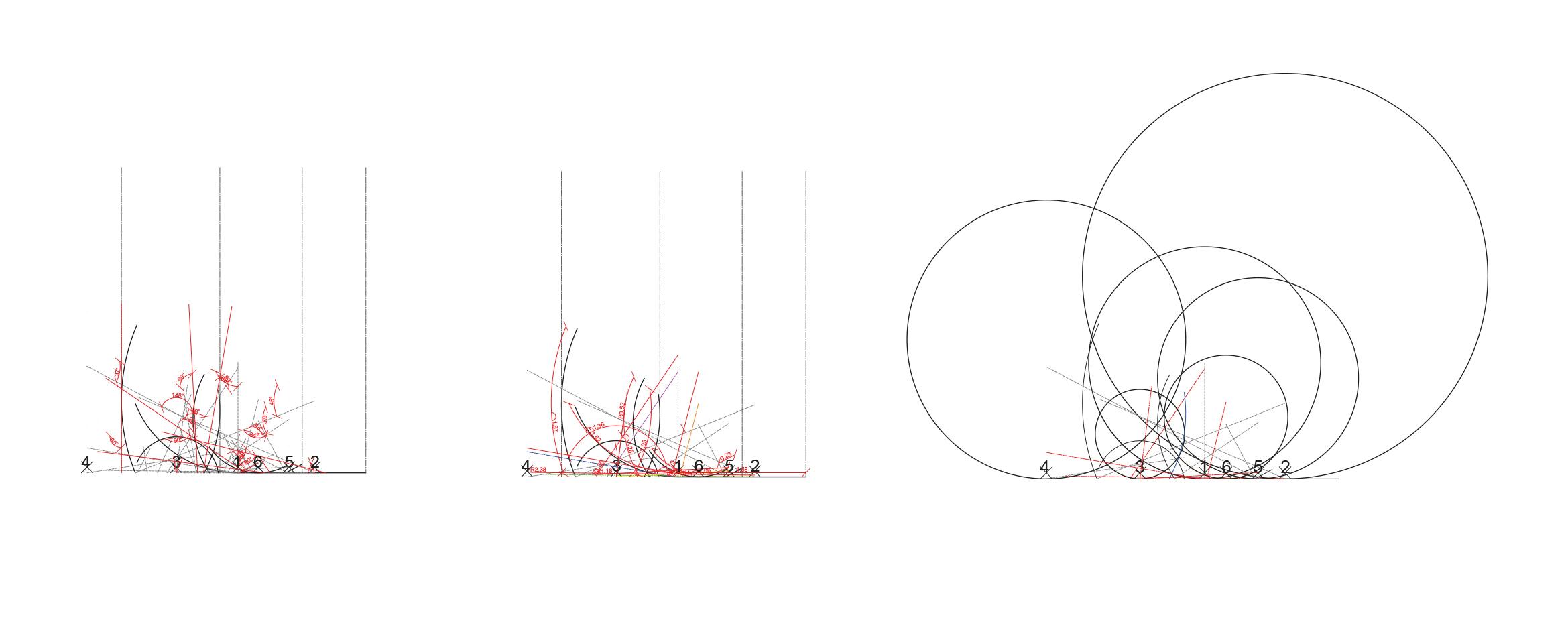 Estructuras 3#. Dibujo