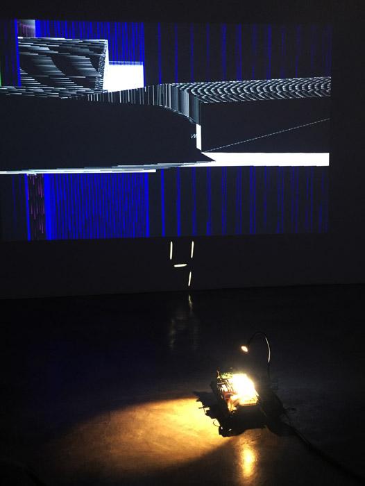 Estructuras 4#. Videojuego - Instalación Multimedia