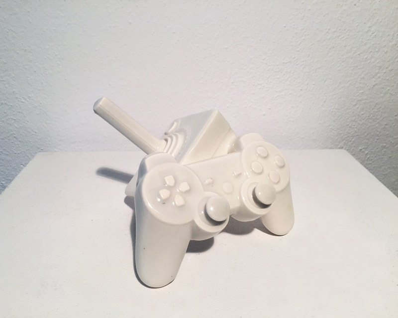 Estructuras 2#. Porcelana