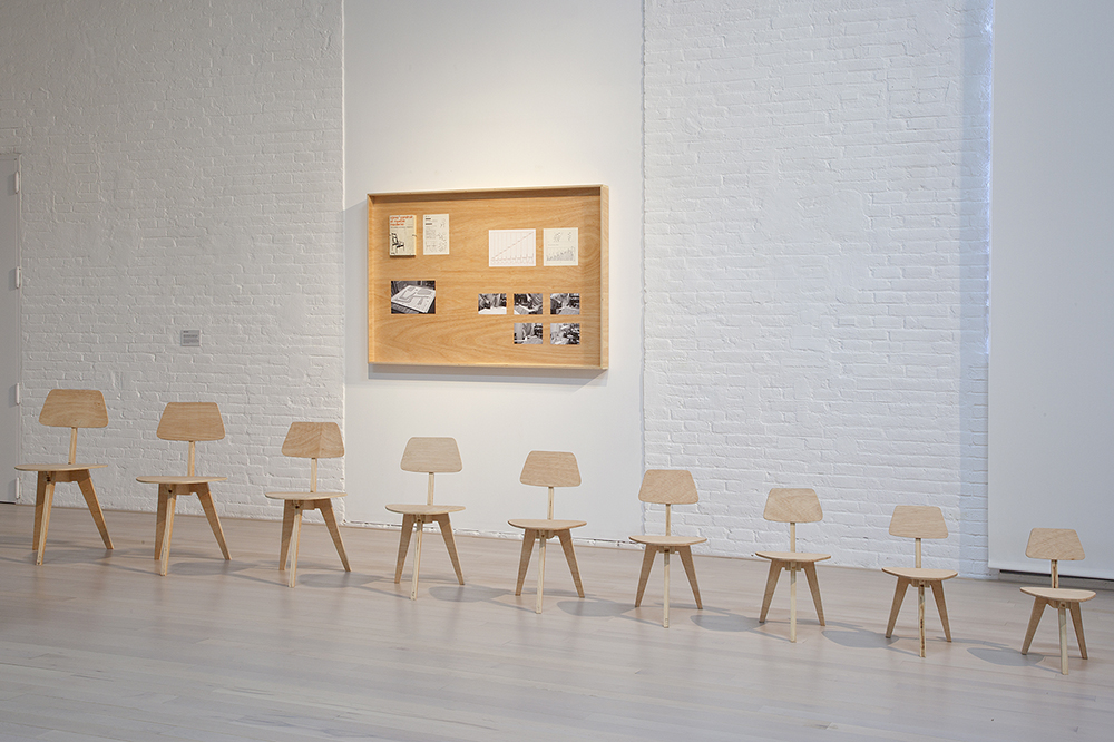 Xavier Arenós. Construir el mueble moderno. Antimodulor #2. 2015.